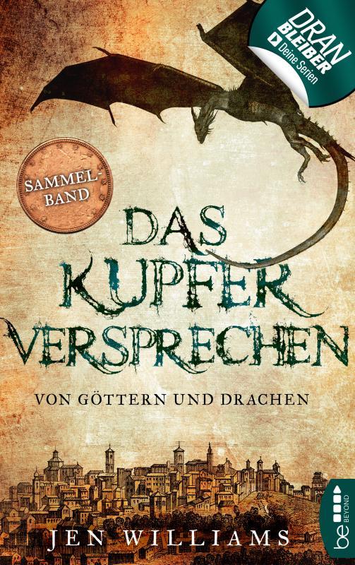 Cover-Bild Das Kupferversprechen - Von Göttern und Drachen