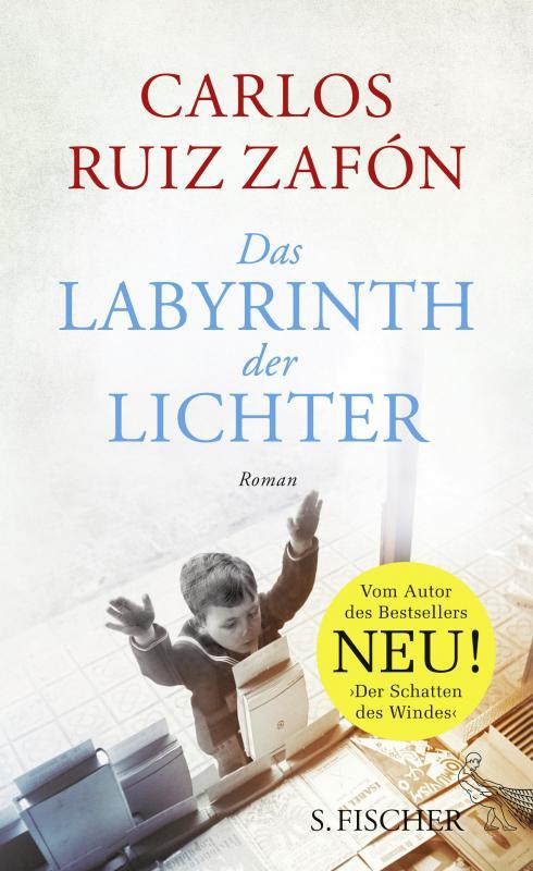 Cover-Bild Das Labyrinth der Lichter