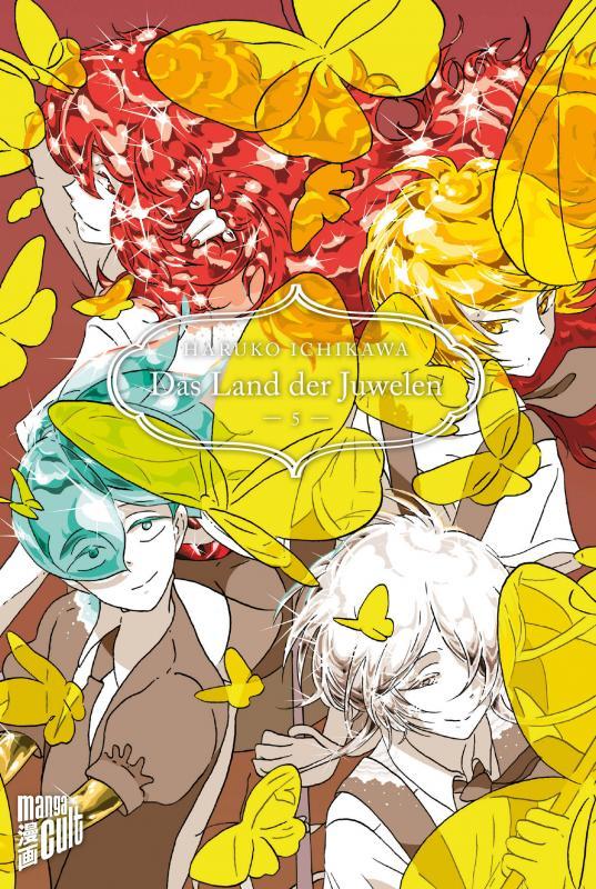 Cover-Bild Das Land der Juwelen 5