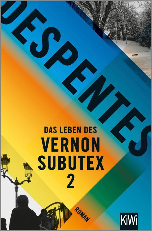 Cover-Bild Das Leben des Vernon Subutex 2