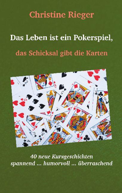 Cover-Bild Das Leben ist ein Pokerspiel,