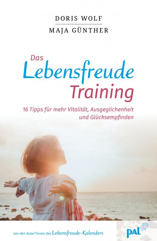 Cover-Bild Das Lebensfreude-Training