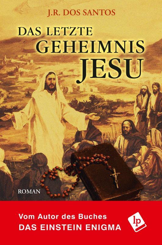 Cover-Bild Das letzte Geheimnis Jesu