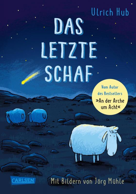 Cover-Bild Das letzte Schaf