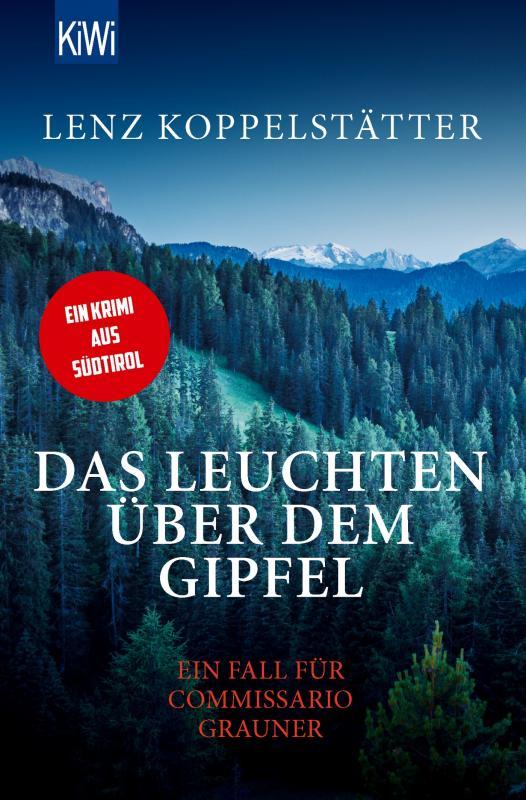 Cover-Bild Das Leuchten über dem Gipfel