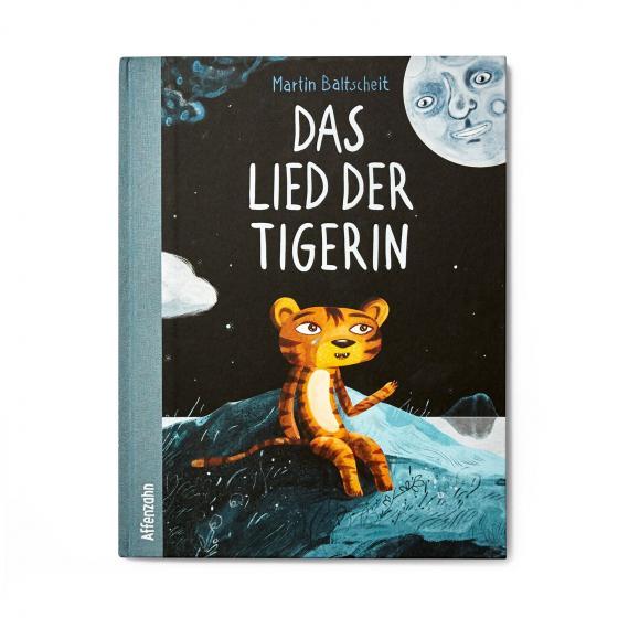 Cover-Bild Das Lied der Tigerin