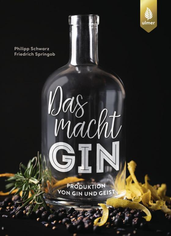 Cover-Bild Das macht GIN!