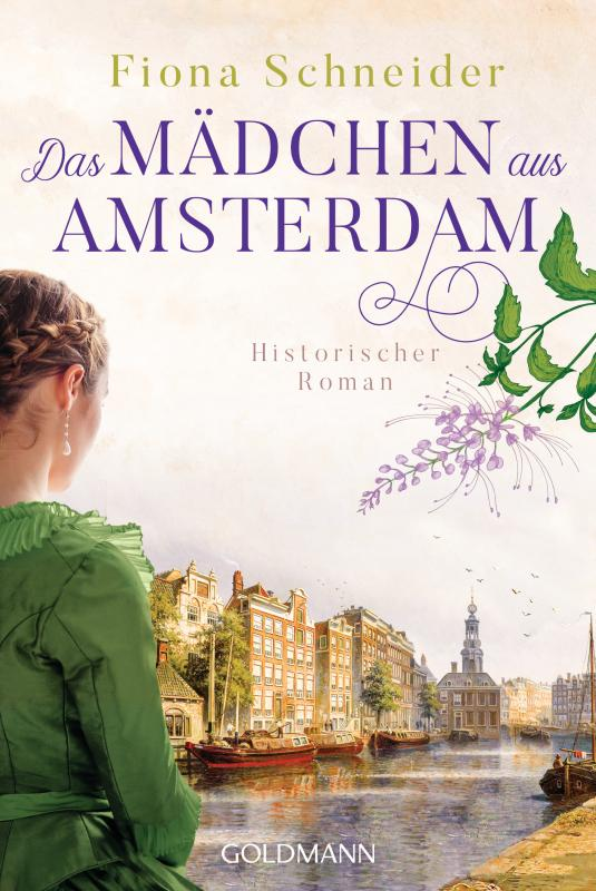 Cover-Bild Das Mädchen aus Amsterdam