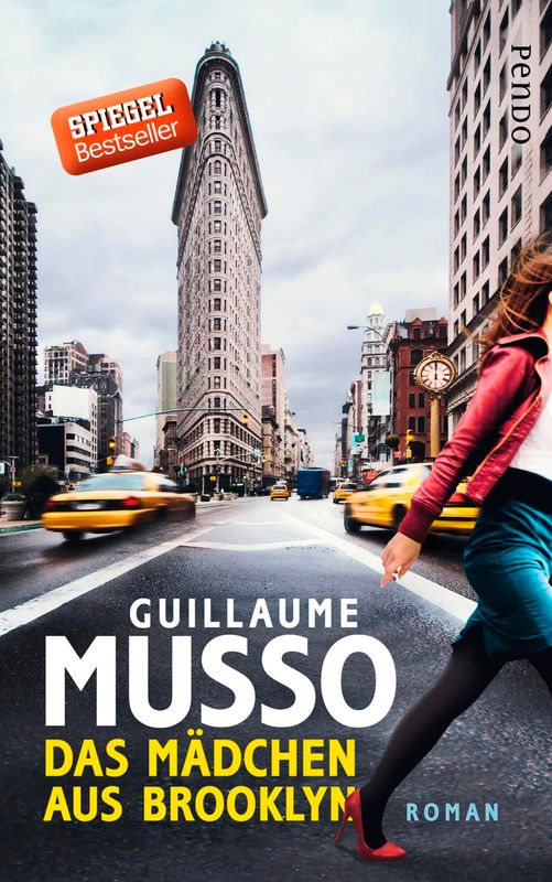 Cover-Bild Das Mädchen aus Brooklyn