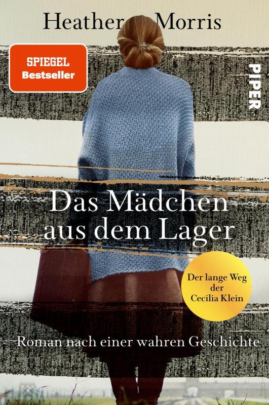 Cover-Bild Das Mädchen aus dem Lager – Der lange Weg der Cecilia Klein