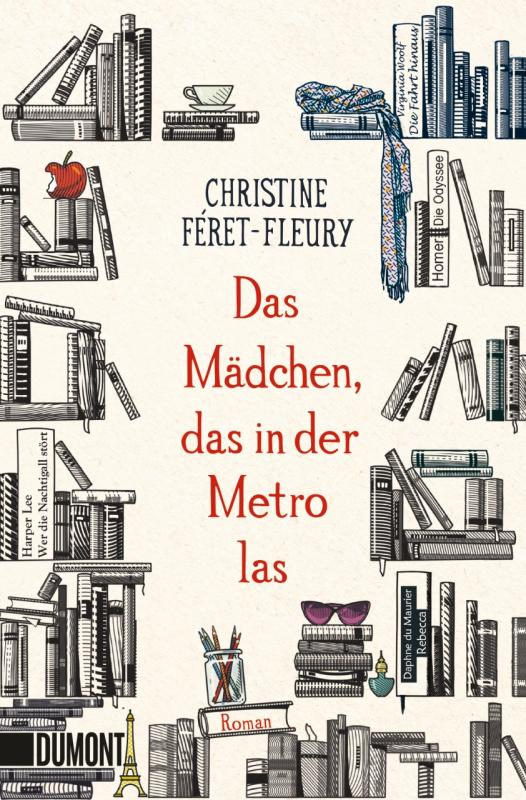 Cover-Bild Das Mädchen, das in der Metro las