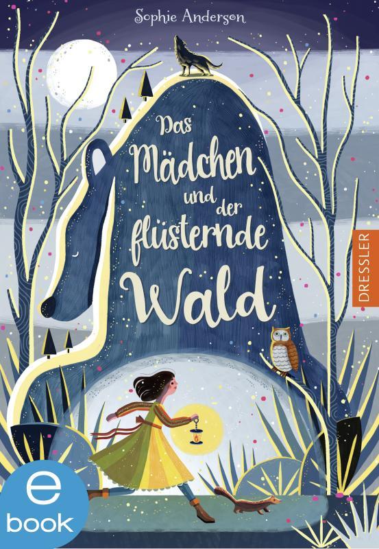 Cover-Bild Das Mädchen und der flüsternde Wald