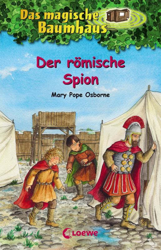 Cover-Bild Das magische Baumhaus 56 - Der römische Spion