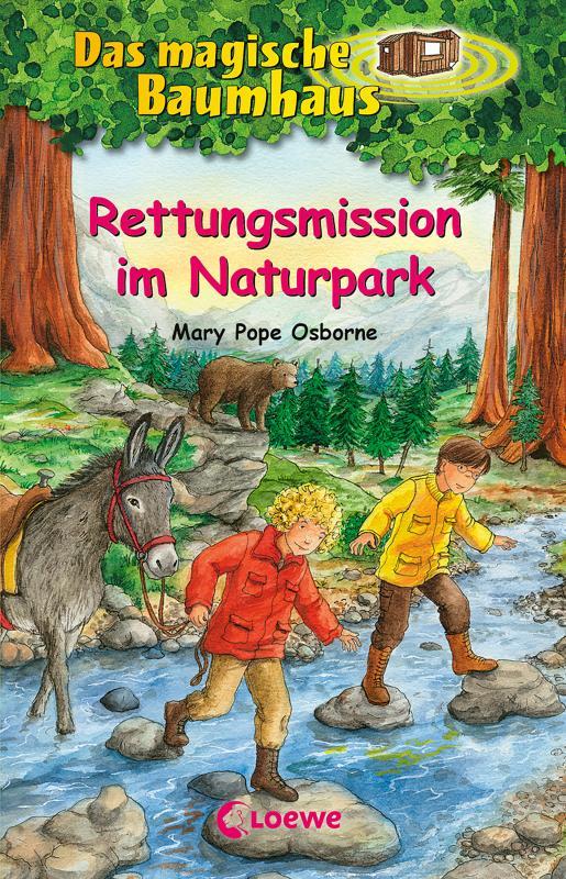 Cover-Bild Das magische Baumhaus (Band 59) - Rettungsmission im Naturpark