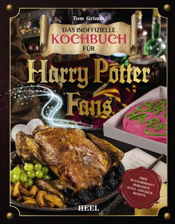 Cover-Bild Das magische Kochbuch für Harry Potter Fans