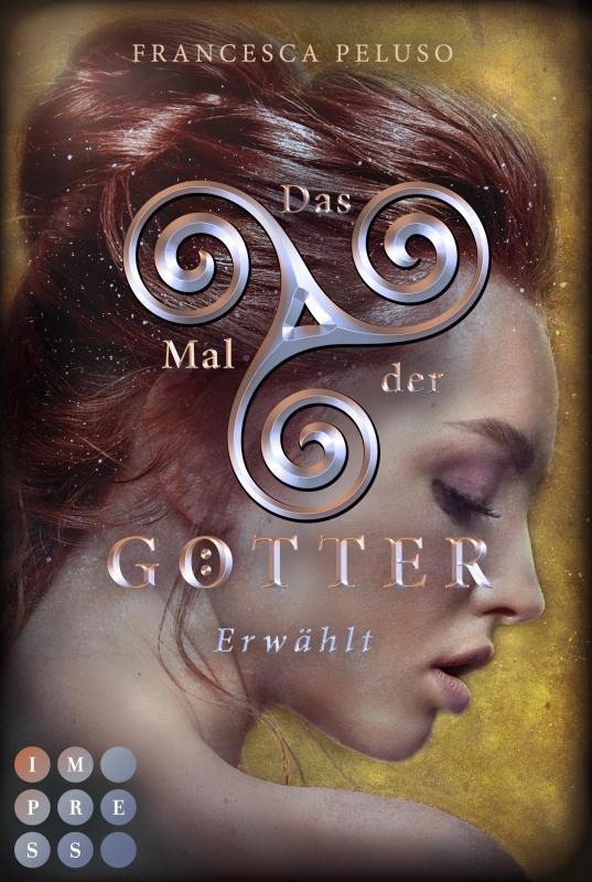 Cover-Bild Das Mal der Götter 4: Erwählt