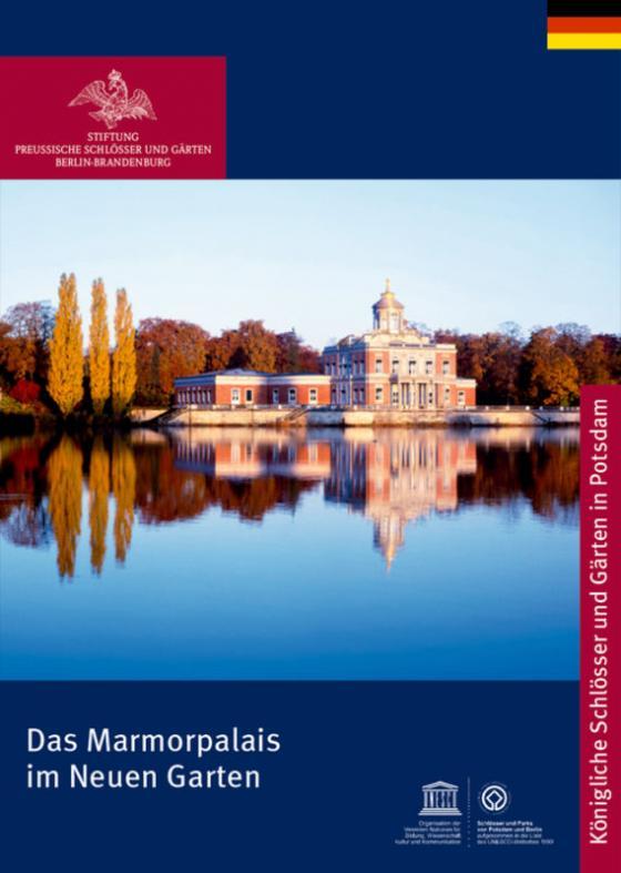 Cover-Bild Das Marmorpalais im Neuen Garten