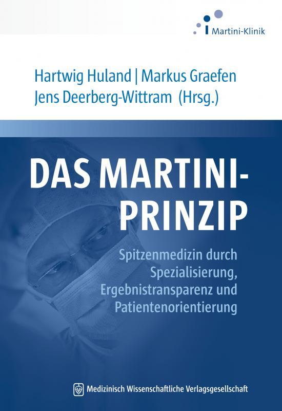 Cover-Bild Das Martini-Prinzip