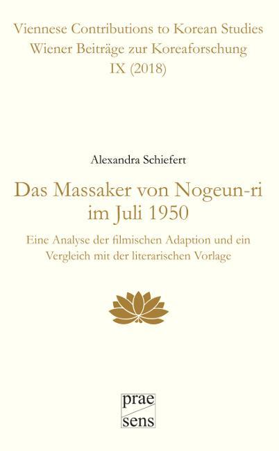 Cover-Bild Das Massaker von Nogeun-ri im Juli 1950