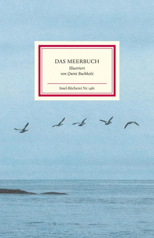 Cover-Bild Das Meerbuch