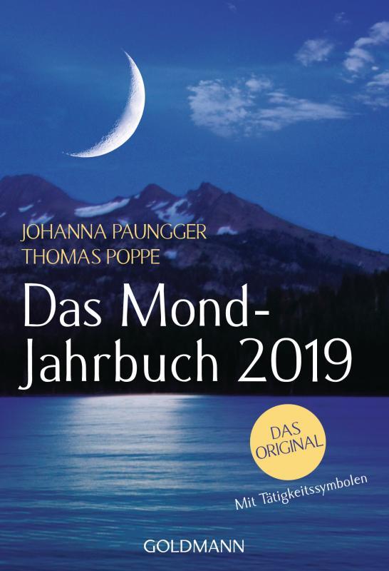 Cover-Bild Das Mond-Jahrbuch 2019