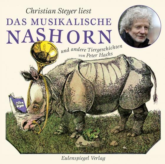 Cover-Bild Das musikalische Nashorn und andere Tiergeschichten