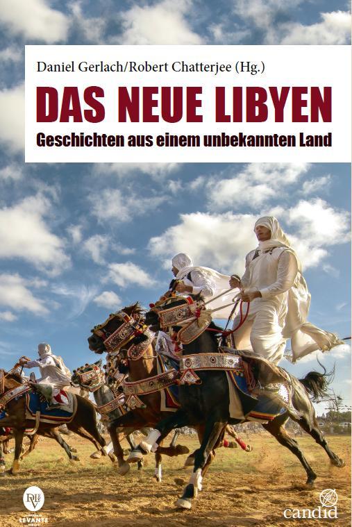 Cover-Bild Das neue Libyen