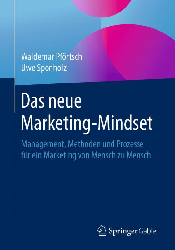 Cover-Bild Das neue Marketing-Mindset