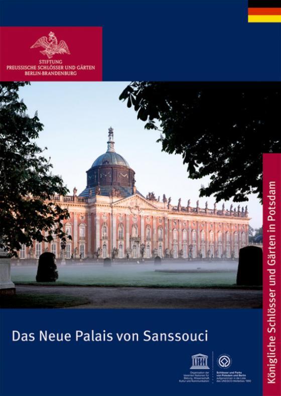 Cover-Bild Das Neue Palais von Sanssouci