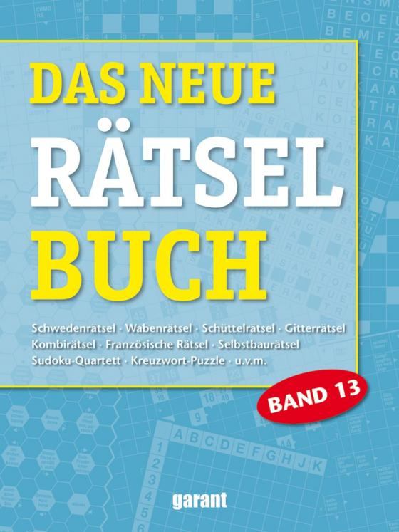 Cover-Bild Das neue Rätselbuch Band 13