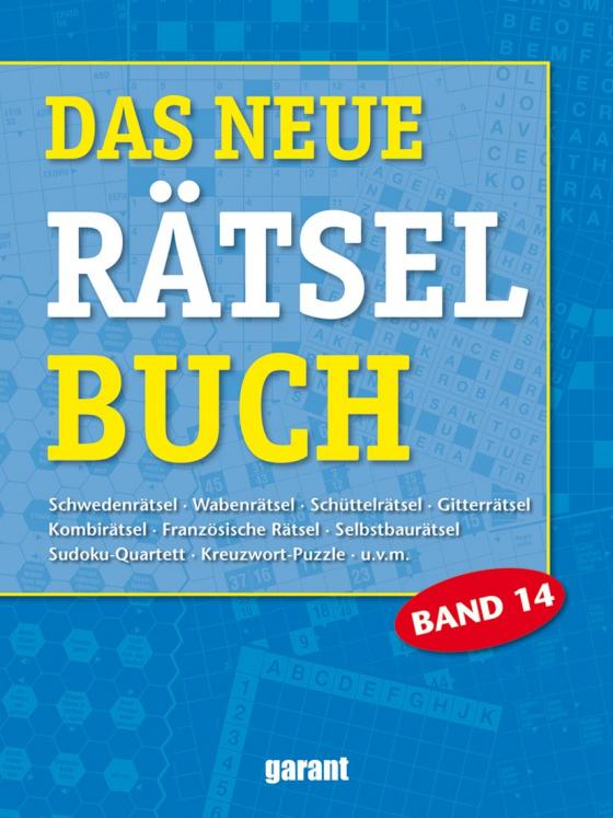 Cover-Bild Das neue Rätselbuch Band 14