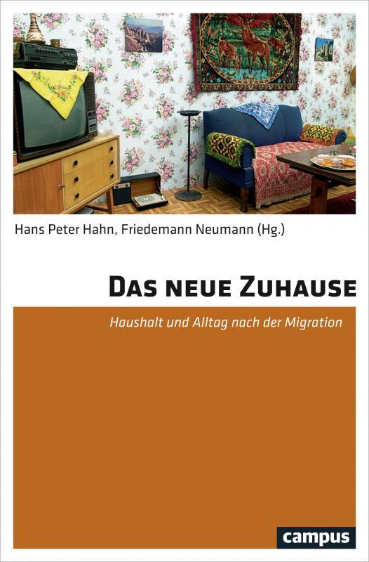 Cover-Bild Das neue Zuhause
