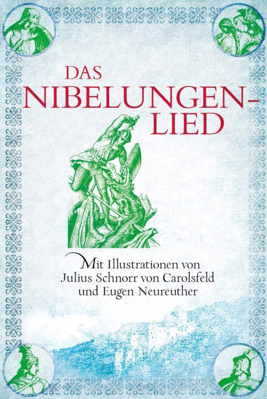Cover-Bild Das Nibelungenlied