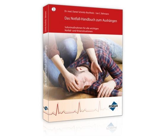 Cover-Bild Das Notfallhandbuch zum Aushängen