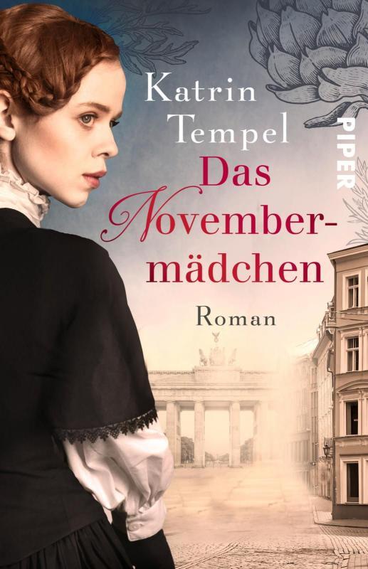 Cover-Bild Das Novembermädchen