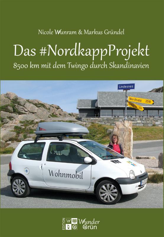 Cover-Bild Das #NordkappProjekt