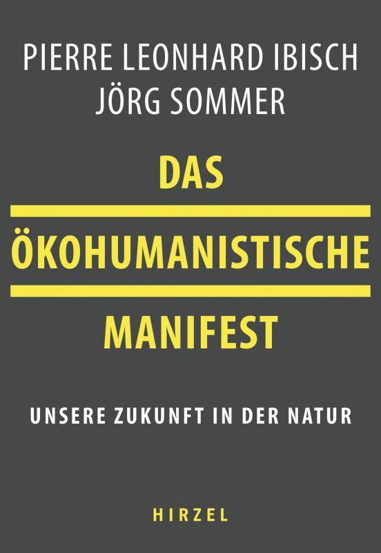 Cover-Bild Das ökohumanistische Manifest