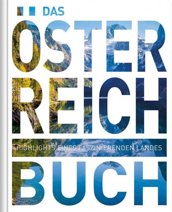 Cover-Bild Das Österreich Buch