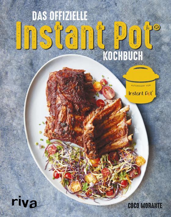Cover-Bild Das offizielle Instant-Pot®-Kochbuch