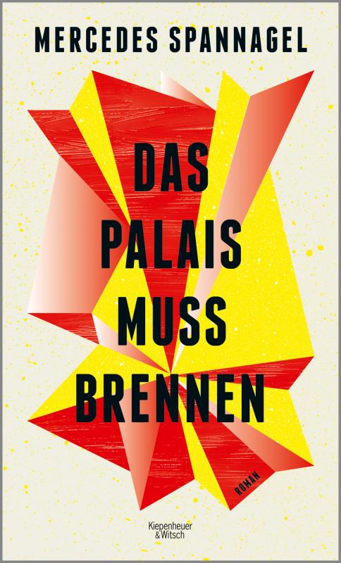 Cover-Bild Das Palais muss brennen