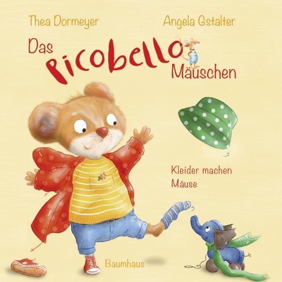 Cover-Bild Das Picobello-Mäuschen - Kleider machen Mäuse