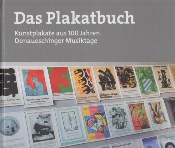 Cover-Bild Das Plakatbuch