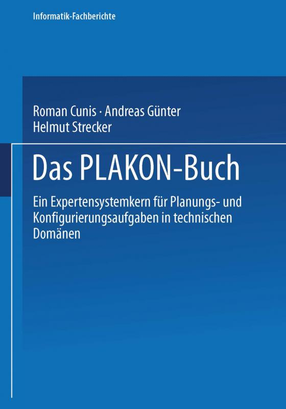 Cover-Bild Das PLAKON-Buch