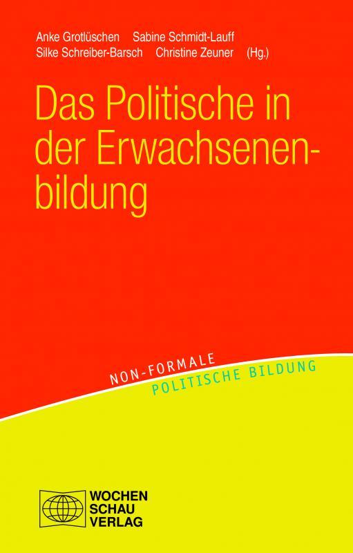 Cover-Bild Das Politische in der Erwachsenenbildung