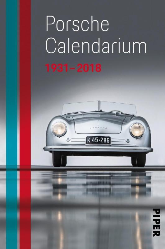 Cover-Bild Das Porsche Calendarium 1931 - 2018