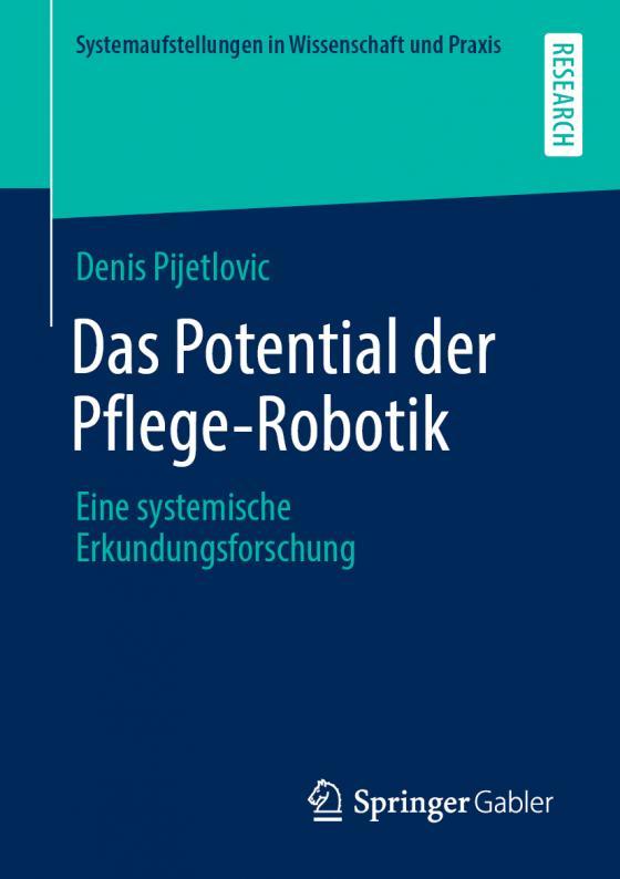 Cover-Bild Das Potential der Pflege-Robotik
