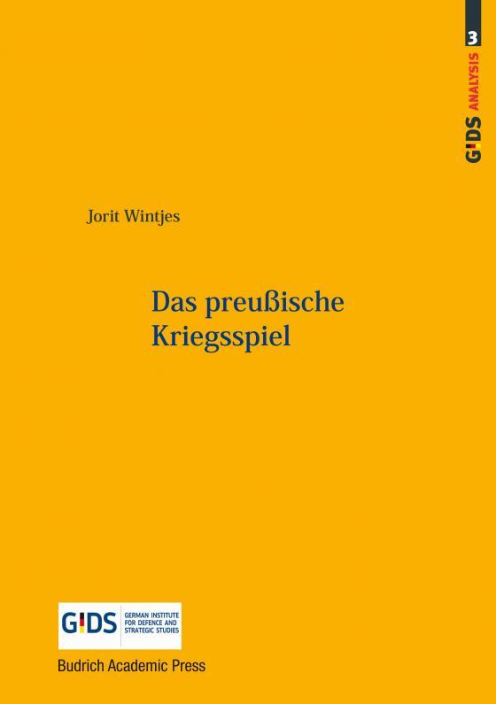 Cover-Bild Das preußische Kriegsspiel