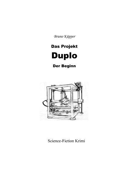 Cover-Bild Das Projekt Duplo
