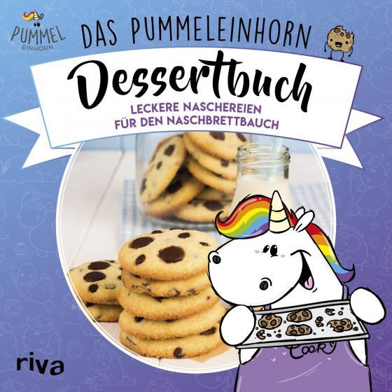 Cover-Bild Das Pummeleinhorn-Dessertbuch