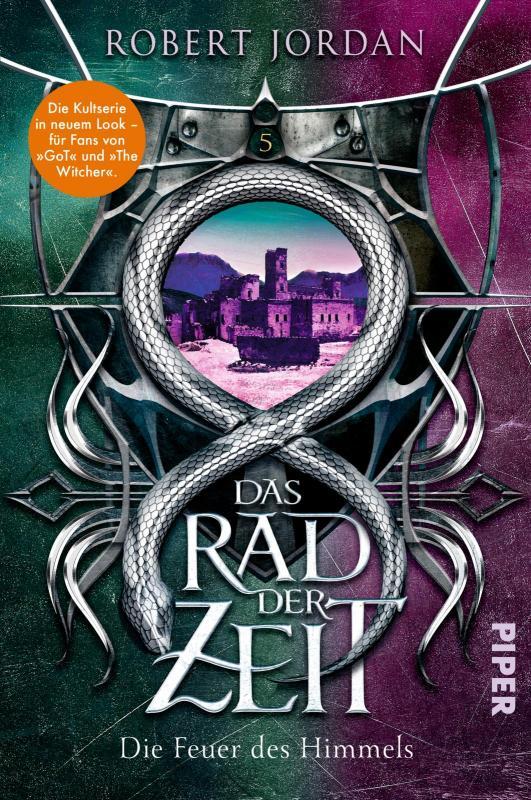 Cover-Bild Das Rad der Zeit 5